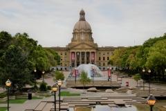 Alberta Legislature 1, Edmonton 2017