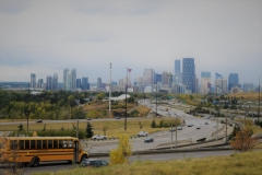 Calgary Skyline 2017