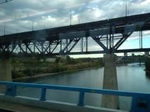 North Saskatchewan River, Edmonton 2017