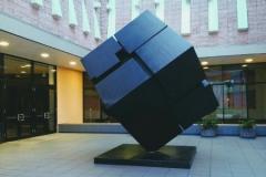 Marty's Cube, Museum of Art, Boca Raton 2017