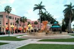 Mizner Park, Boca Raton 2017