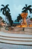 Mizner Park Fountain Boca Raton 2017