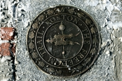 Freedom Trail - Boston 2018