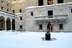 Boston Public Library Courtyard - Boston 2018