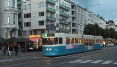 Angry Streetcars - Gothenburg 2013