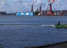 Drydock - Gothenburg 2013