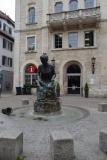 The Knöpfleswäscherin Fountain - Heidenheim 2017