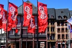Markt Flags - Mainz 2017