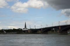 Rhine River - Mainz 2017