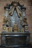 Tomb of Dompropst Heinrich Ferdinand von der Leyen - Mainz 2017