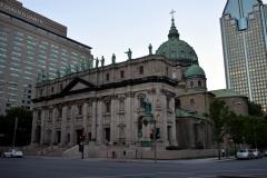 Cathédrale Marie-Reine-du-Monde, Montreal 2017