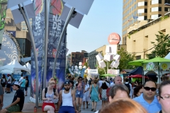 Just For Laughs Street Festival, Montreal 2017