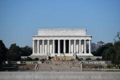 Abraham Lincoln Memorial 2 , DC 2017